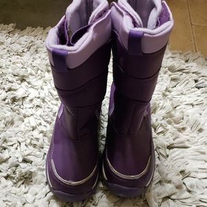 Land 's End Girl Snow Boot Size 4